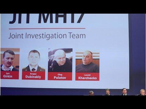 Украина передала Нидерландам материалы дела по сбитому «Боингу» MH17