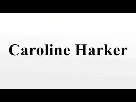 Caroline Harker