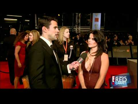 Neve campbell   live from the red carpet   the 2011 orange british academy flim awards   feb14,2011   boonesHD