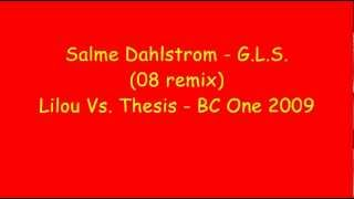 Watch Salme Dahlstrom Gls video