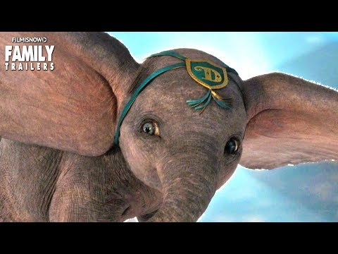 Marc 'The Cope' Coppola - Cope's Review Of Disney Live Action Tim Burton, DUMBO Now Playing
