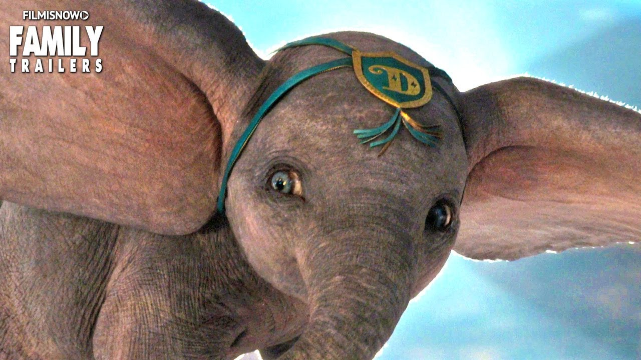 Download DUMBO (2019) | All Clips & Trailer Compilation for Emotional Disney Family Movie