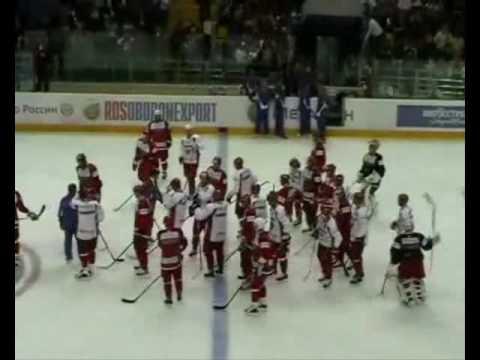 Cборная по хоккею