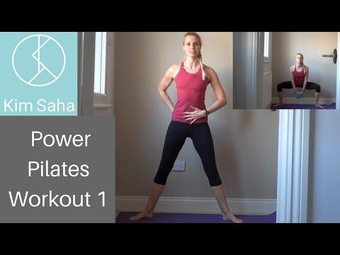 Power Pilates: Workout 1
