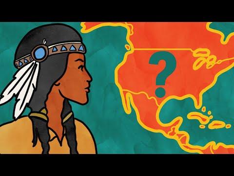 What Do Native Americans Call America?