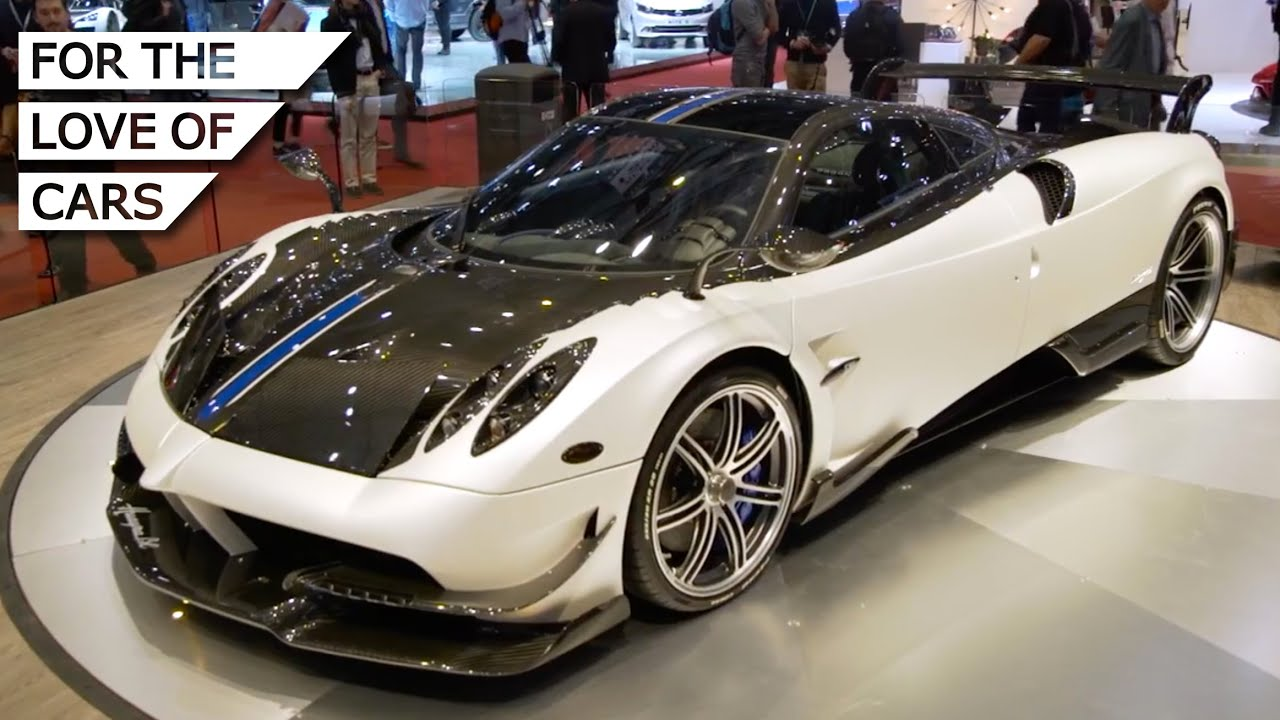 pagani huayra bc the hottest huayra carfection youtube. Black Bedroom Furniture Sets. Home Design Ideas