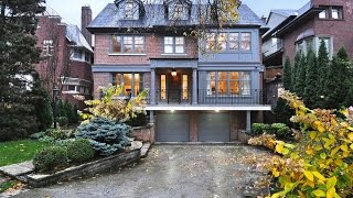 Timeless And Elegant Family Home In Toronto, Canada