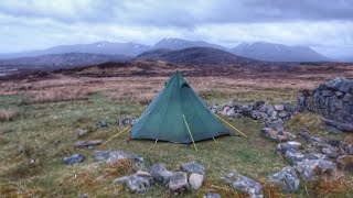 West Highland Way 2018 - hiking and camping in stunning Scotland!