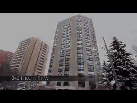 240 Heath Street West #602, Toronto