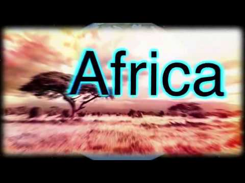 I bless the rains down in Africa but it´s Bill Wurtz