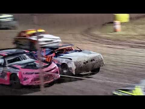 Stock car heat Salina Speedway 9.27