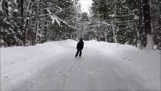 Ice Skating Trail @ Arrowhead Provincial Park thumbnail