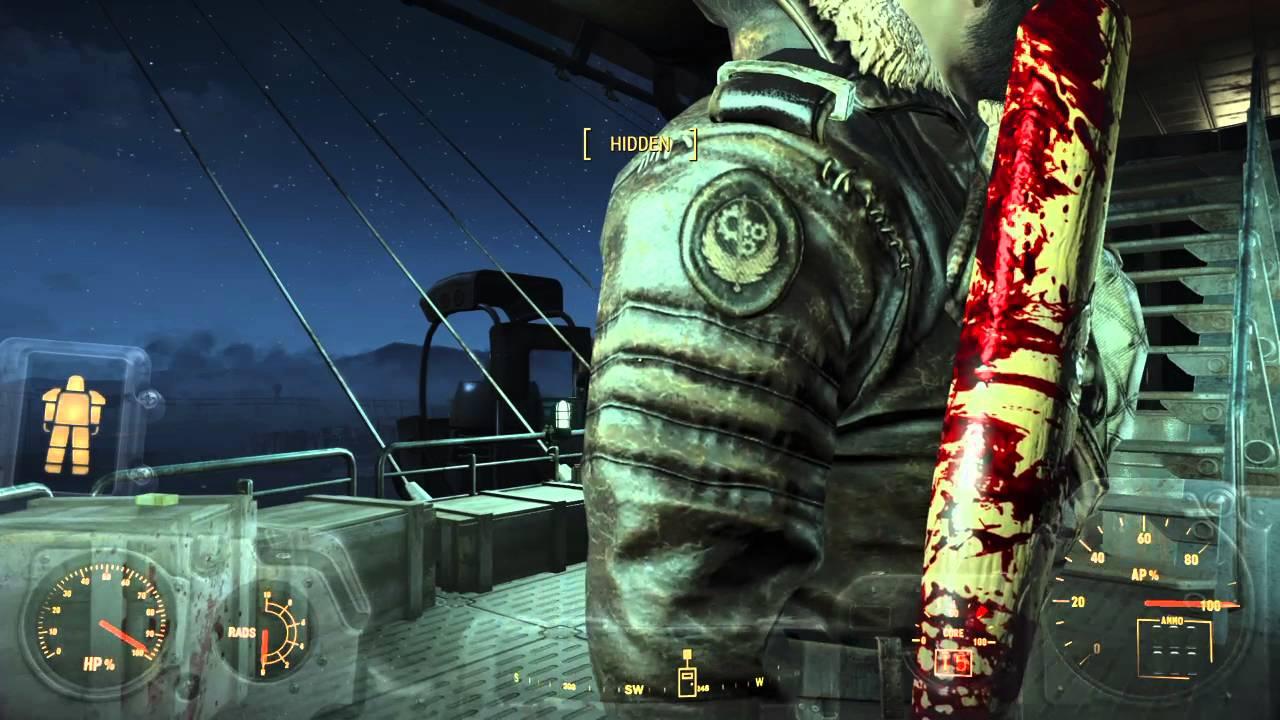 Fallout 4 railroad mantel
