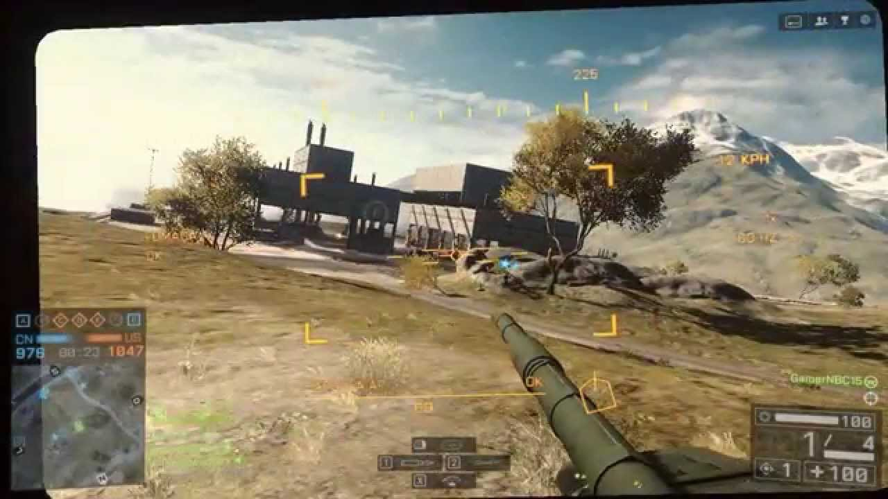Battlefield 4 Online 64 Players Turn Down For What