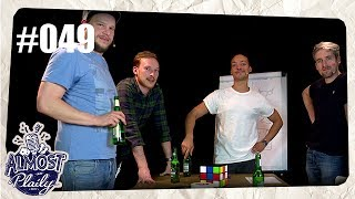 Almost Plaily #49 Montagsmaler mit Aurel Mertz, Lars, Donnie & Flo