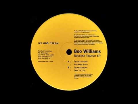 Boo Williams - Trance Fusion