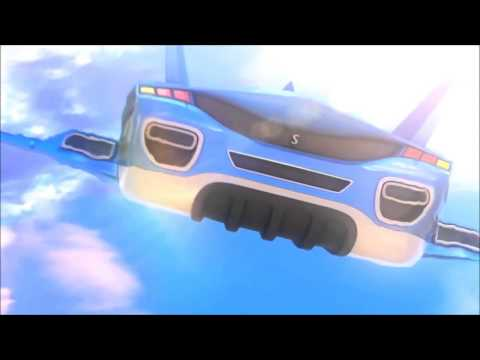 Sonic & All-Stars Racing Transformed - Intro