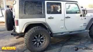 2007 Jeep JK Unlimited Parts by 4 Wheel Parts