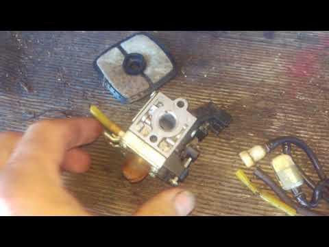 Echo SRM225 trimmer Part2