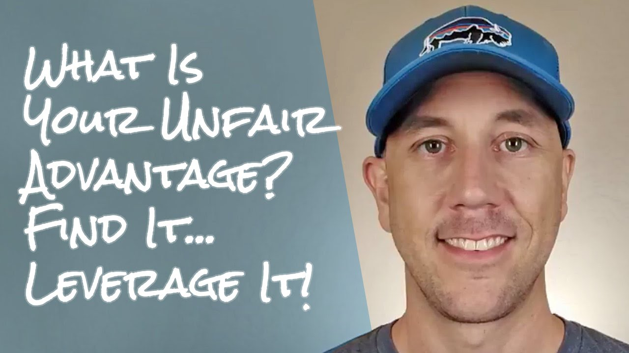 Watch Leverage unfair advantages in order to get the power to fix them video