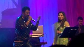 Kumar Sanu & Sadhana Sargam Live Sydney - Chura ke dil mera