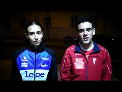 Laura García-Caro y Diego García vencedores de la marcha Espada Toledana 2017