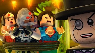 LEGO Justice League Gotham City Breakout | Jokers Unfair Funfair | DC Kids