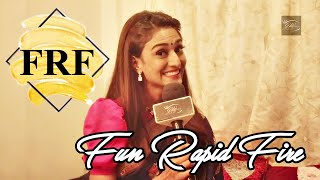 Erica Fernandes plays 'Fun Rapid Fire' with GlitzVision | EXCLUSIVE |  Kasautii Zindagii Kay