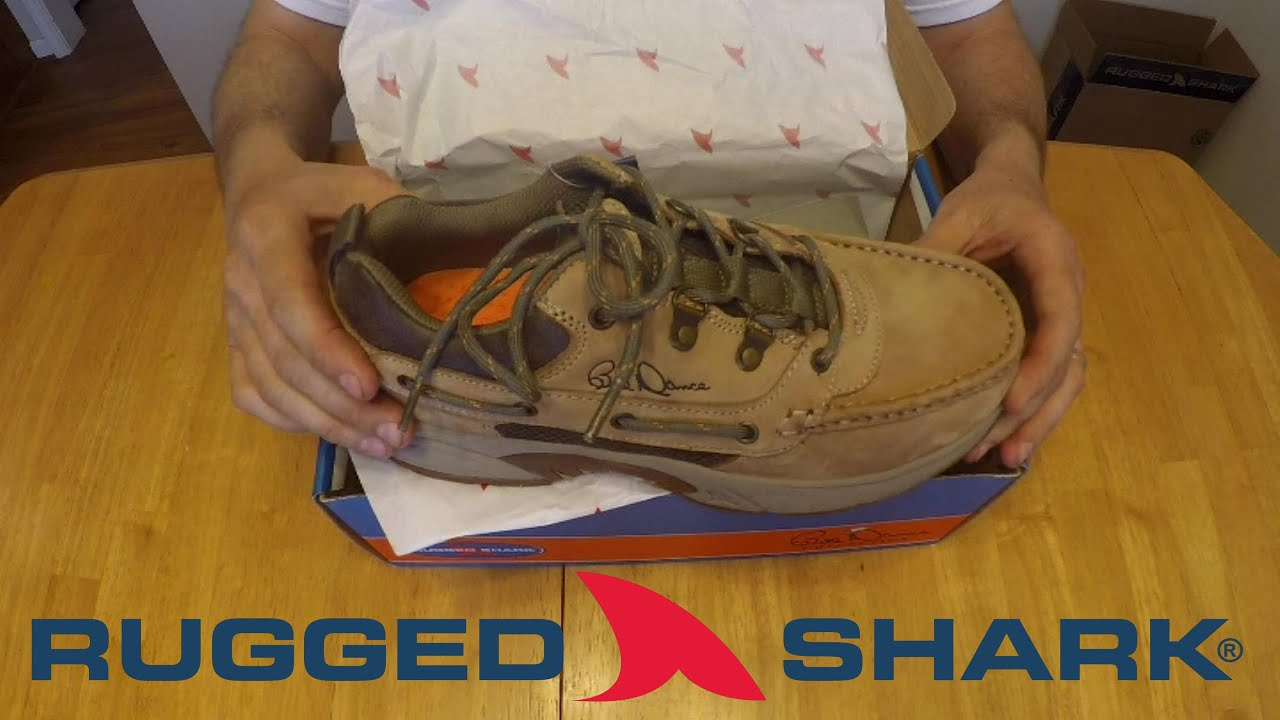 Rugged Shark Unboxing And Boat Scuff