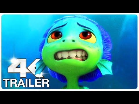 LUCA : 4 Minute Extended Trailer (4K ULTRA HD) NEW 2021