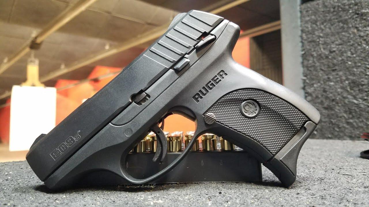 Ruger EC9s - 9mm