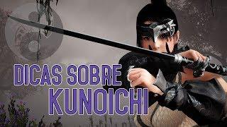 OLHA COMO ELA VEM! - Dicas de Kunoichi (Todos detalhes na descrição!)