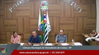 Câmara Municipal de Colina 14ª Sessão Ordinaria  16/09/2019