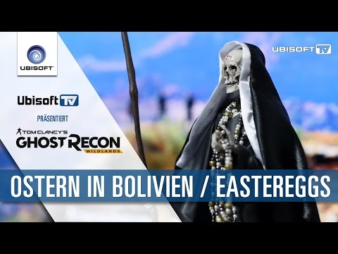 Ostern in Bolivien - Easter Eggs  in Tom Clancy's Ghost Recon Wildlands | Ubisoft-TV [DE]