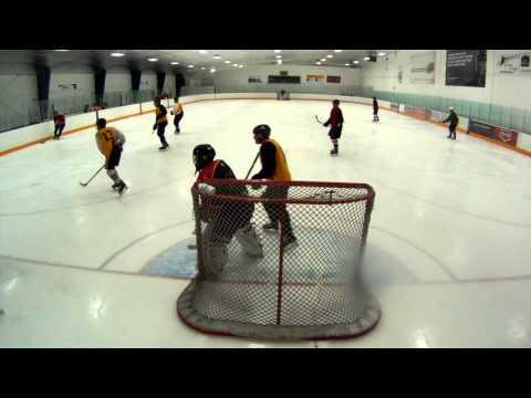 Saskatoon Scrub Hockey April 12/16 Part 1/3