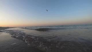 Красивейший восход солнца над Черным морем [4К Ultra HD]