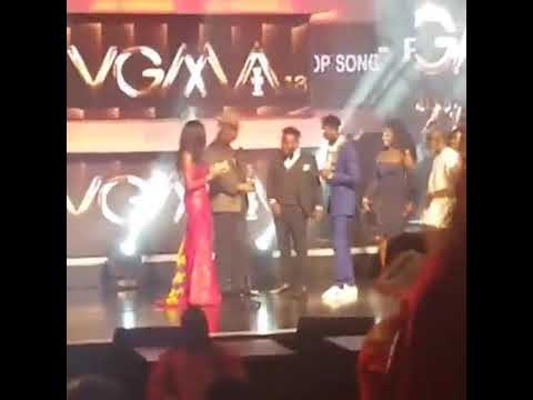EBONY'S SPONSOR WINS AFRO POP SONG OF THE YEAR IN VGMA 2018