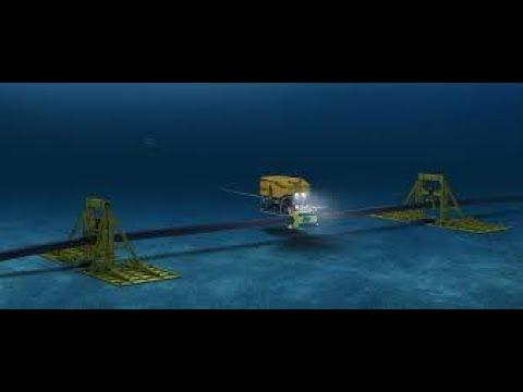 Subsea pipeline installation