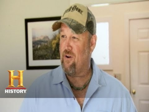 Only In America with Larry the Cable Guy - Mind Your Manners | History