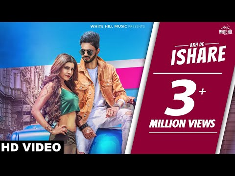 Akh De Ishare (Full Video) Aatish ft. Whistle | Rii | GoldBoy | Latest Punjabi Dance Song 2018