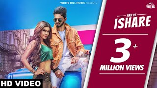 Akh De Ishare (Full Video) Aatish ft. Whistle | Rii | GoldBoy | Latest Punjabi Dance Song 2018 thumbnail