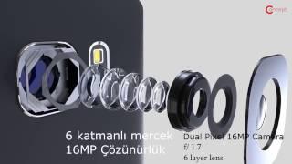 Samsung S8  EDGE Özellikleri ve Tanıtımı