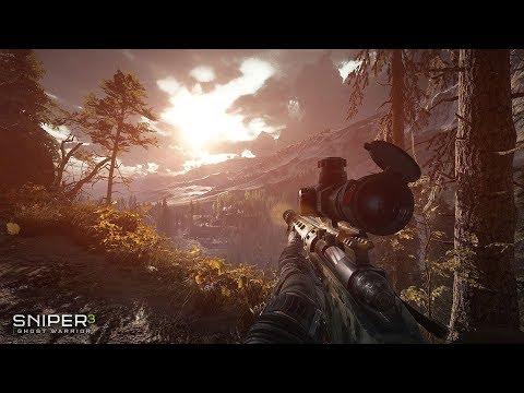 КРАСИВЕЙШАЯ ИГРА ПРО СОВРЕМЕННОГО СНАЙПЕРА ! Sniper Ghost Warrior 3 на ПК !