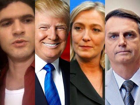 682532e49bb Extrema Direita  Falso Nacionalismo - Trump