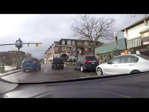 Driving with Scottman895: Northville and Plymouth, MI Driving Tour