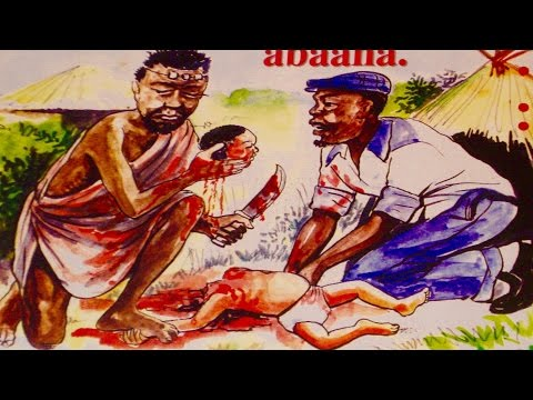 Child Sacrifice Is Big Business In Uganda