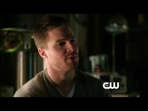 """Arrow 1x22 """"Darkness On The Edge Of Town"""" extended promo HD"""