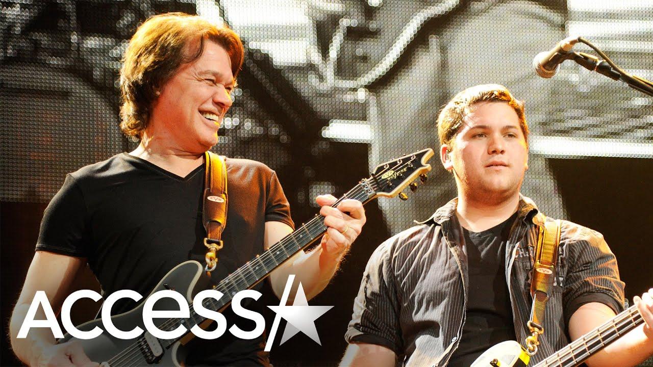 Eddie Van Halen Cremated, Son To Scatter Ashes (Report)