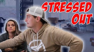 The Stress of Drop Days | Office Vlog 4