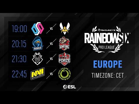 Rainbow Six Pro League - EU - Season XI - Playday #3